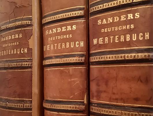 Bände Deutsches Wörterbuch